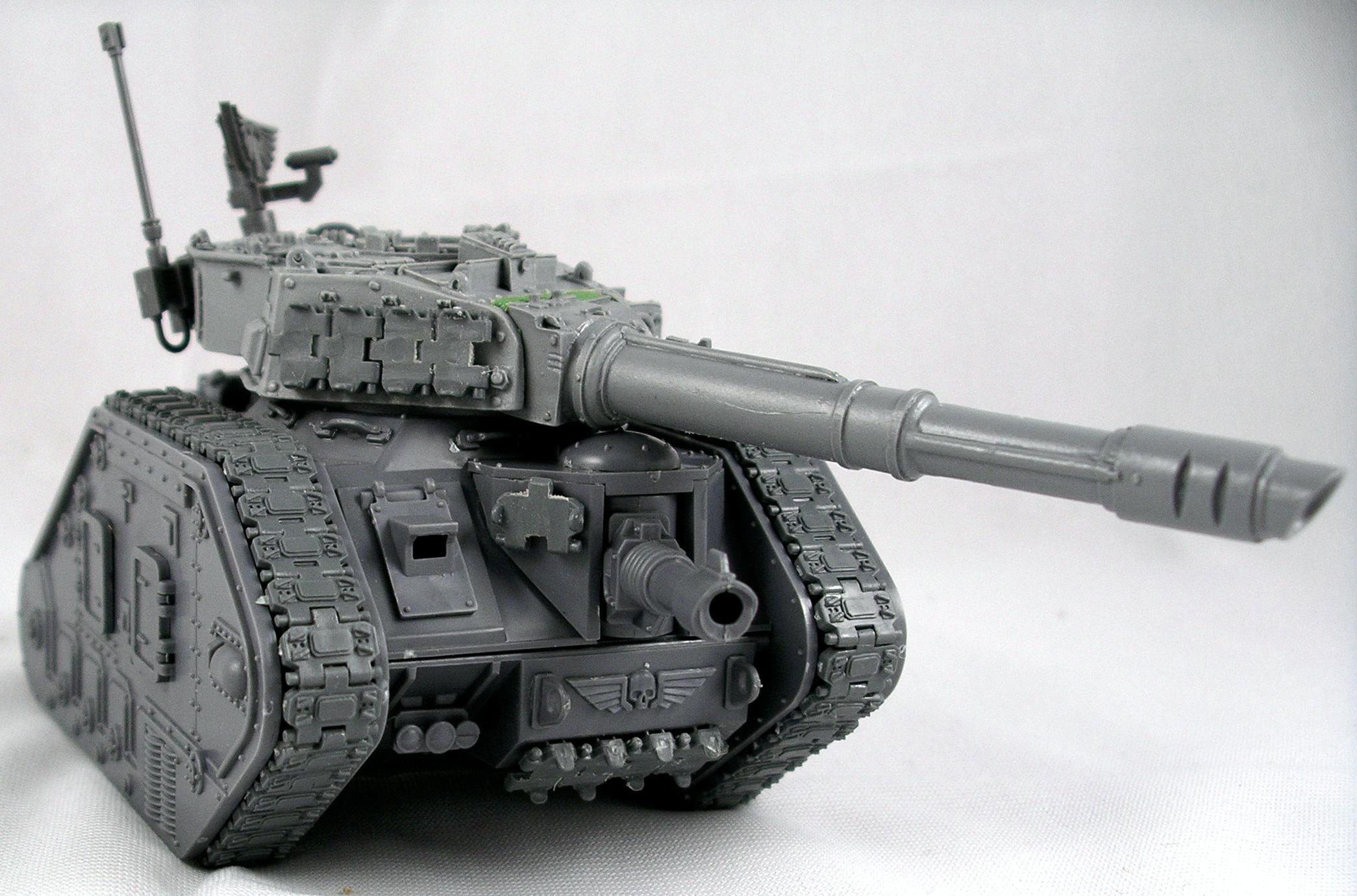 Commissar tank WIP