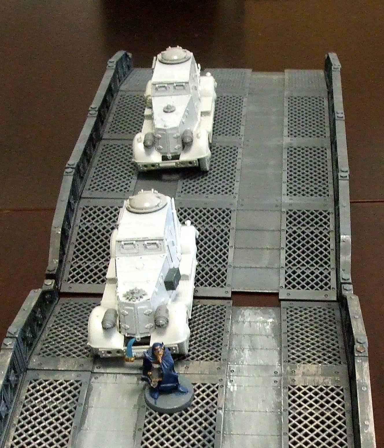 Armored Car, Cars, Genestealer Cult, Inquisition, Vehicle
