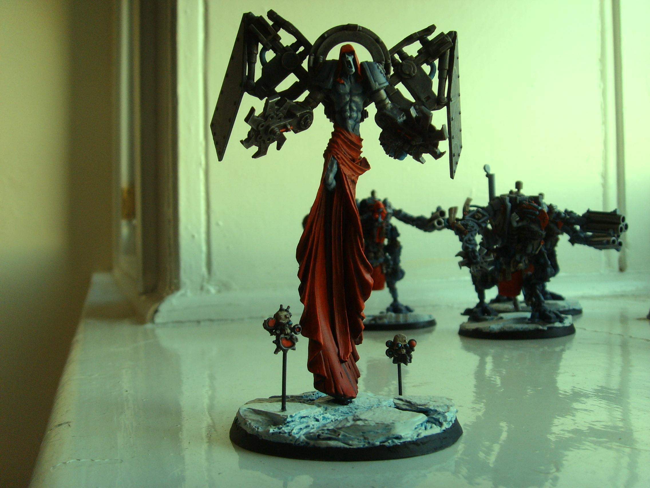 Adeptus Mechanicus, Necrons, Nightbringer