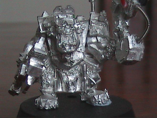 Big Mek, Mekboy, Orks, Warhammer 40,000, Work In Progress