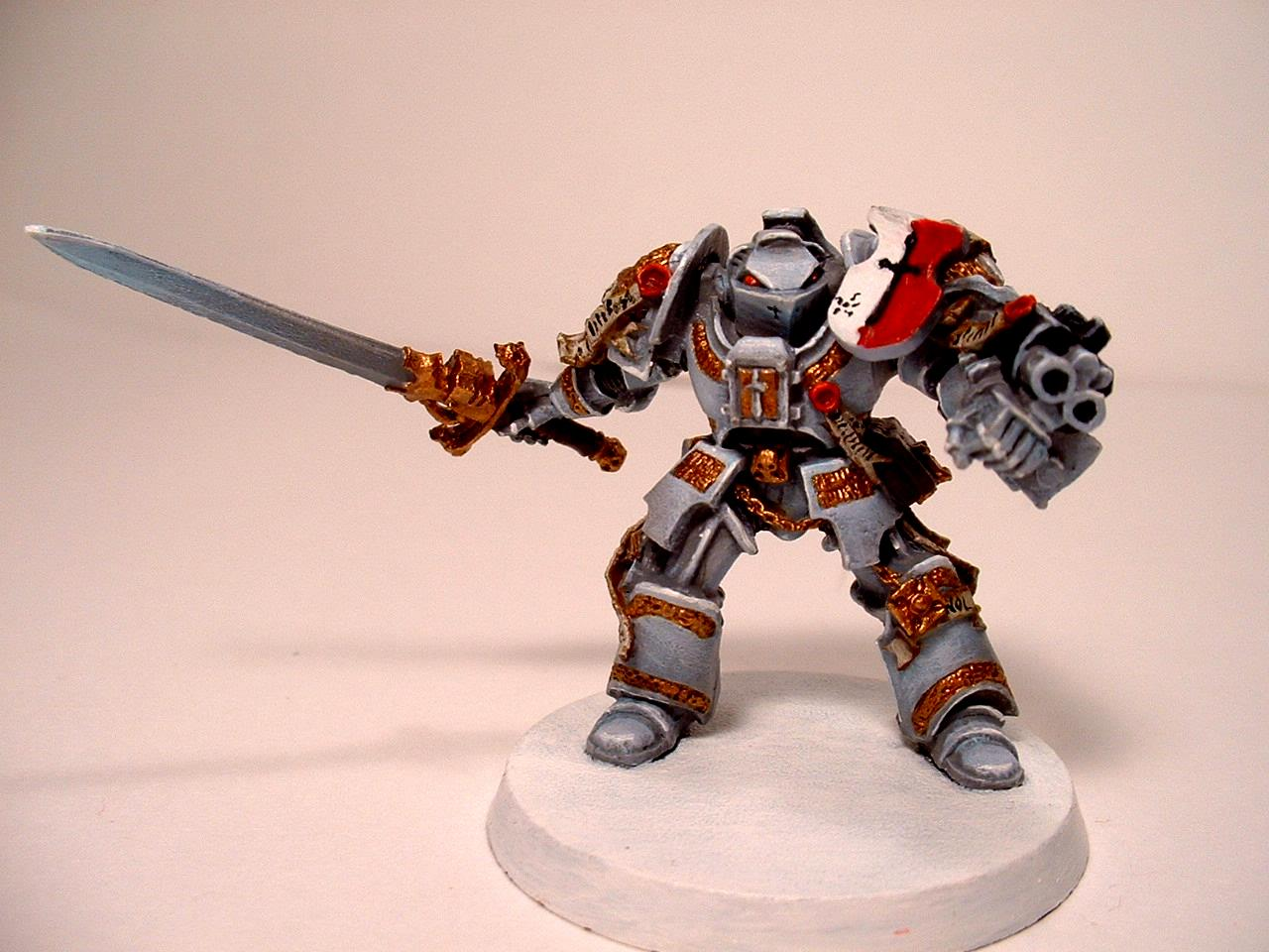 Daemonhunters, Grey Knights, Terminator Armor, Warhammer 40,000