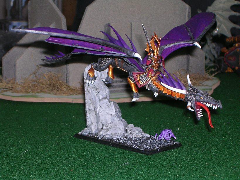 Dragon, High Lef, Warhammer Fantasy