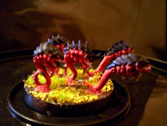 Ripper Swarm, Tyranids