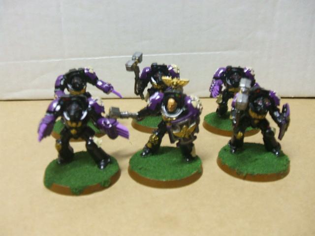CC Termie squad