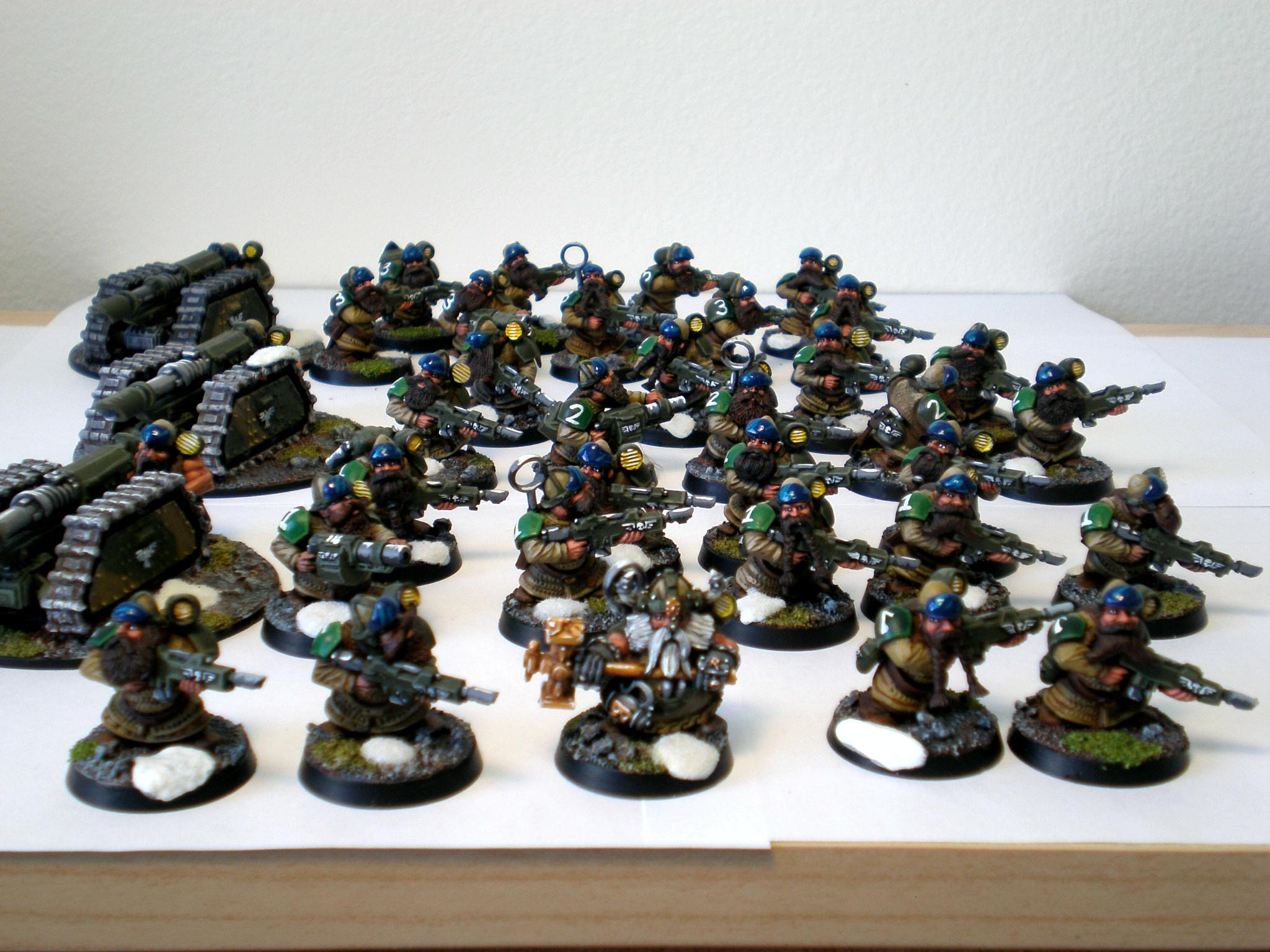 Awesome, Imperial Guard, Squats, Warhammer 40,000