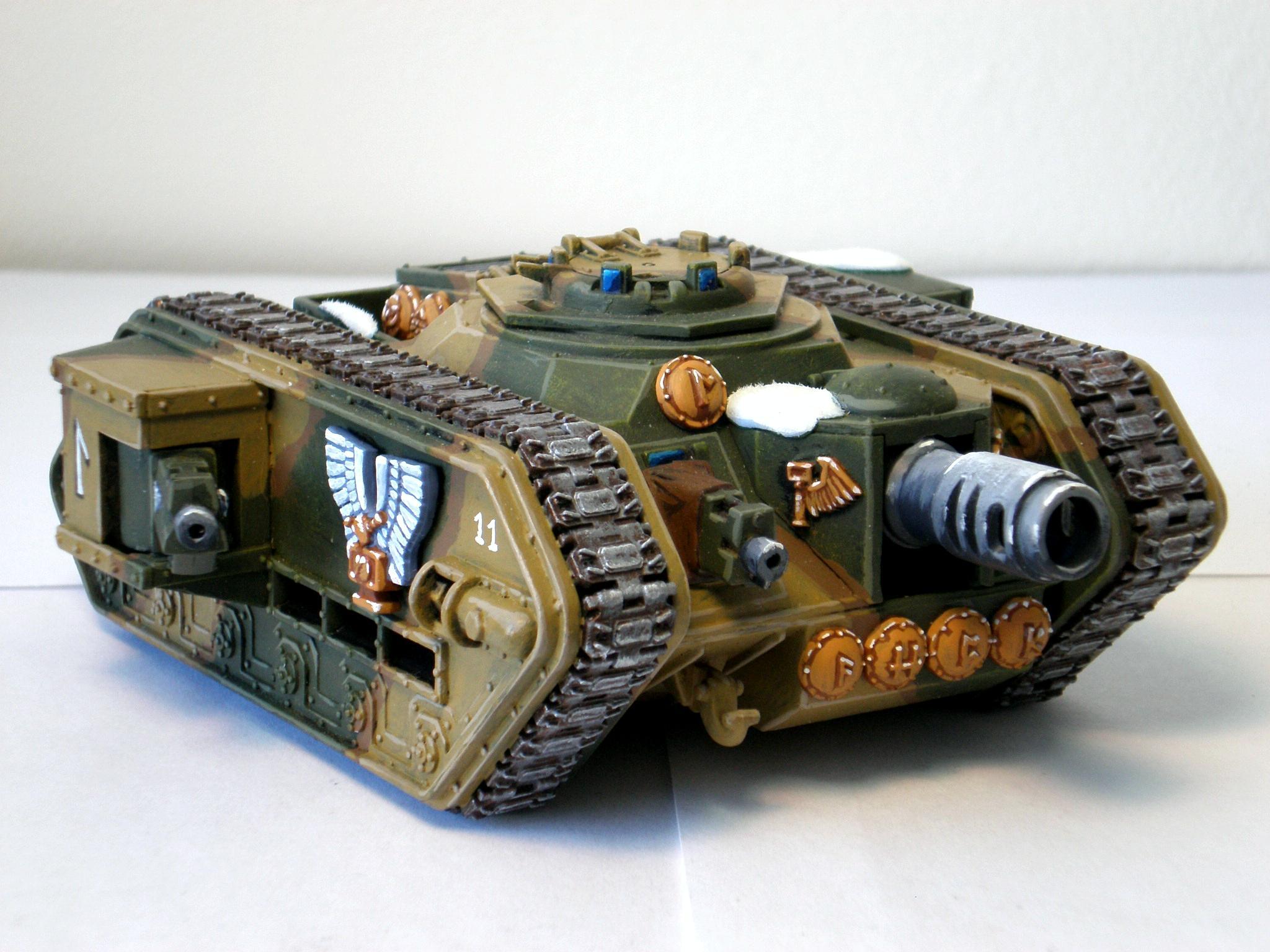 Imperial Guard, Leman Russ, Squats, Warhammer 40,000