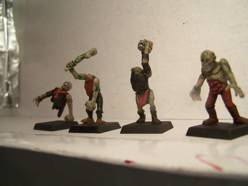 Undead, Vampire Counts, Zombie