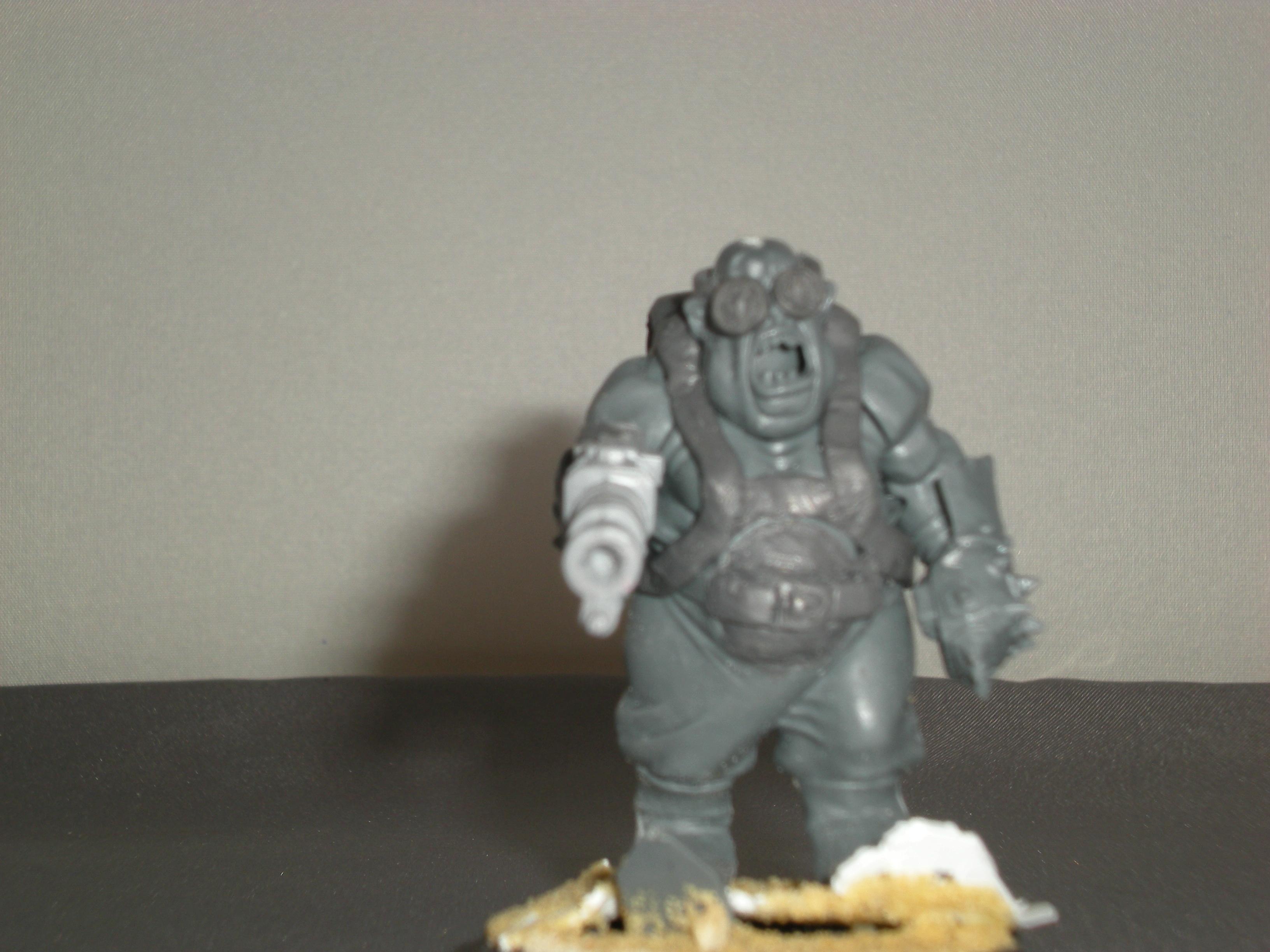 Ogres, Ogyrn, Warhammer 40,000