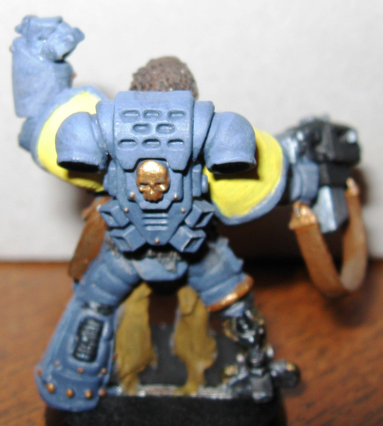 Space, Space Marines, Space Wolves