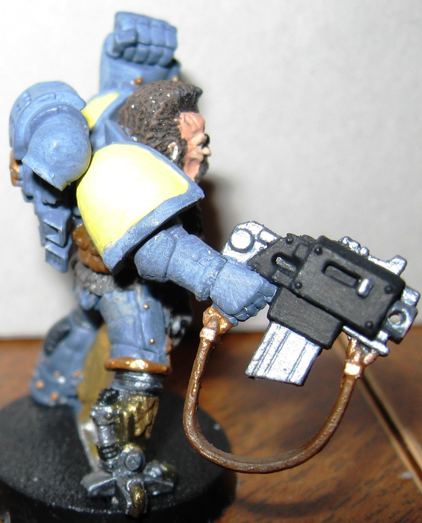 Space Wolves, Wolfguard - Right
