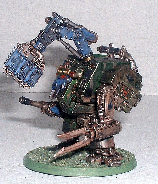 Dreadnought, Looted, Orks