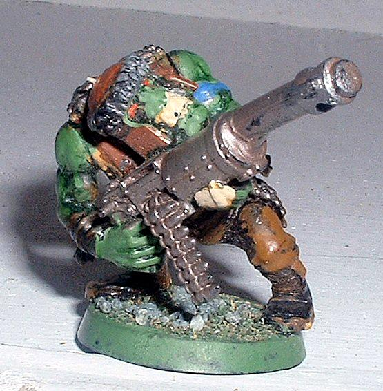 Big Shoota, Boy, Orks