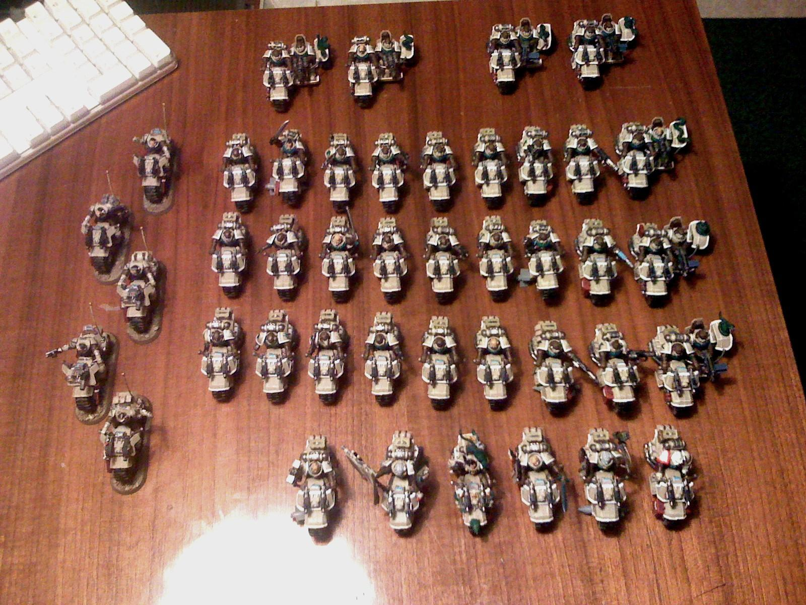 Army, Sand Vipers, Space Marines, Warhammer 40,000