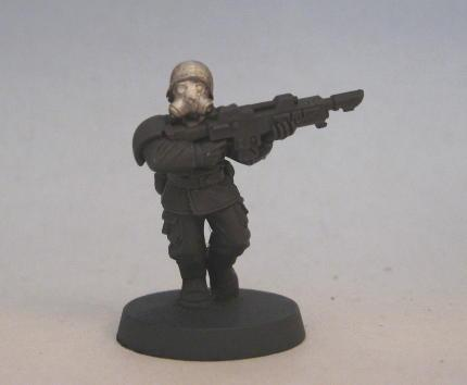 America, Cadians, Gas Mask, Imperial Guard, West Wind