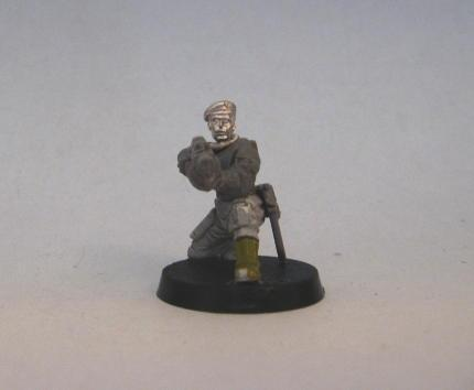 Beret, Imperial Guard, West Wind