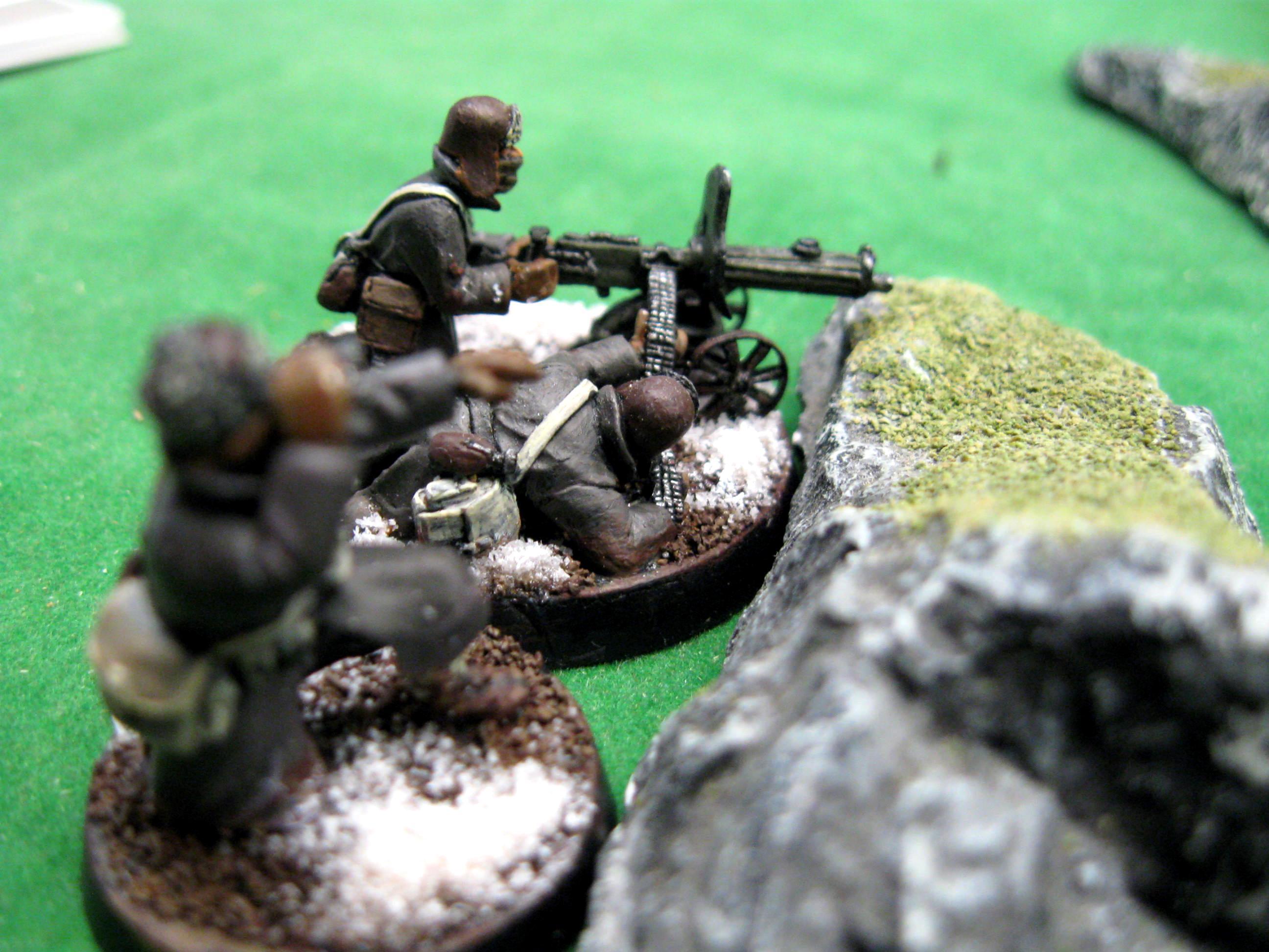 Disposable Heroes, Germans, Russians, World War 2
