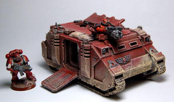 Conversion, Space Marines, Warhammer 40,000
