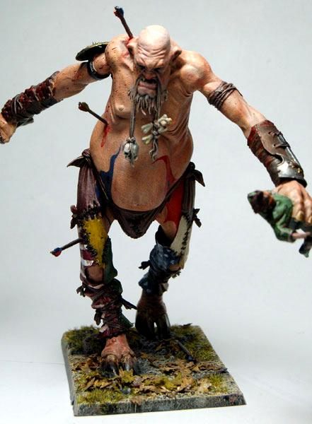 Conversion, Giant, Orcs And Goblins, Warhammer 40,000