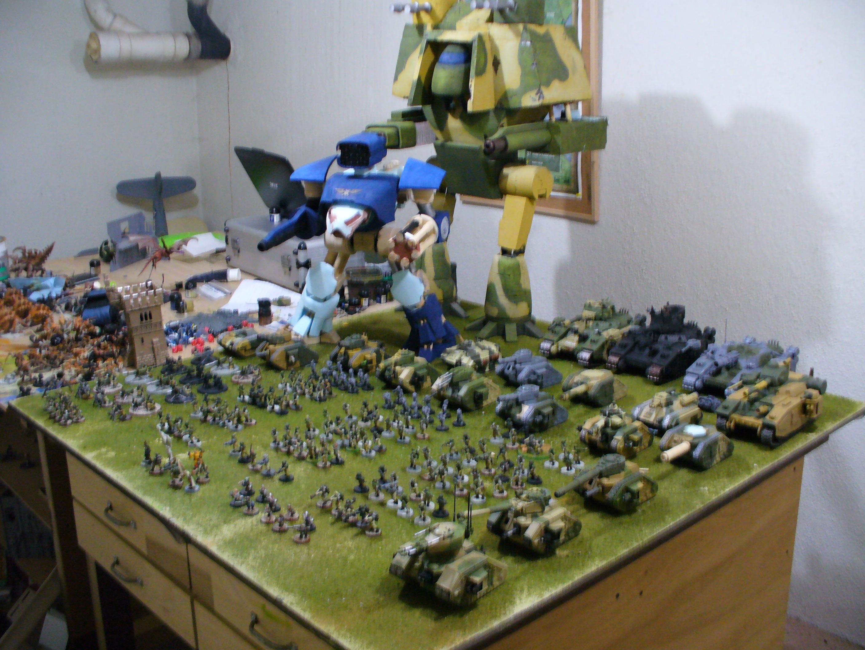 Apocalypse, Army, Imperial Guard, Warhammer 40,000