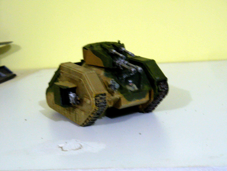 Blurred Photo, Exterminator, Imperial Guard, Leman Russ