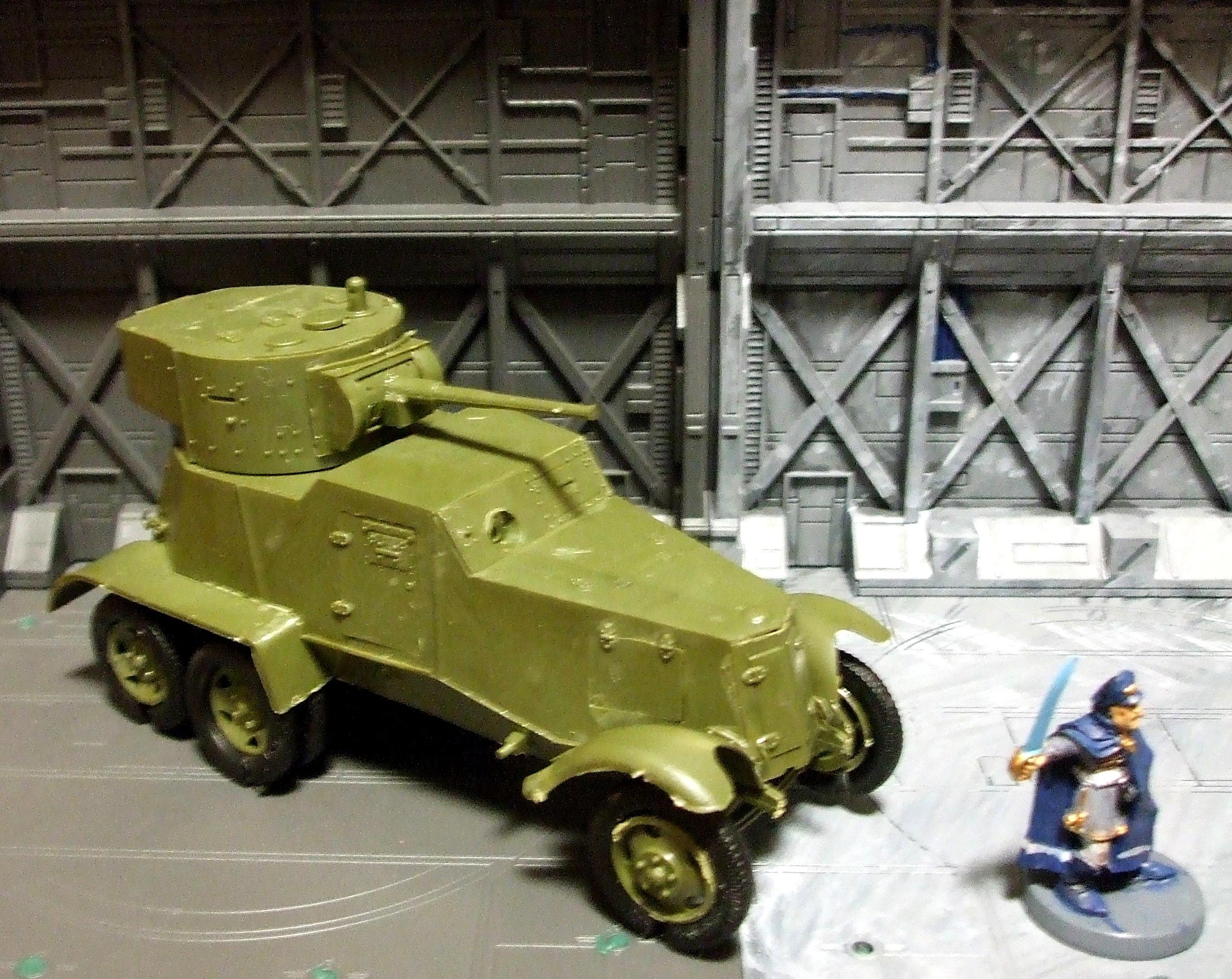 Armored Car, Cargo, Cars, Imperial Guard, Necromunda, Russians, Truck, World War 2
