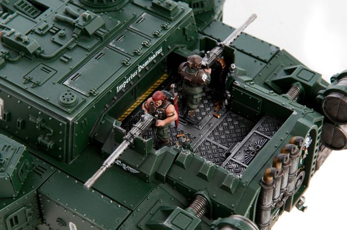 Clean, Stormlord, Stormlord Gunners, Warhammer 40,000