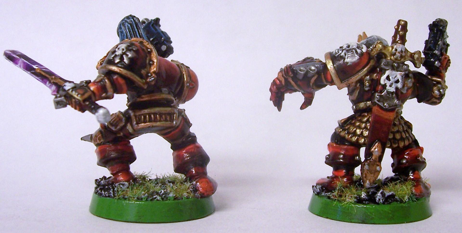 Chaos Space Marines, Chaos Warrior, Out Of Production