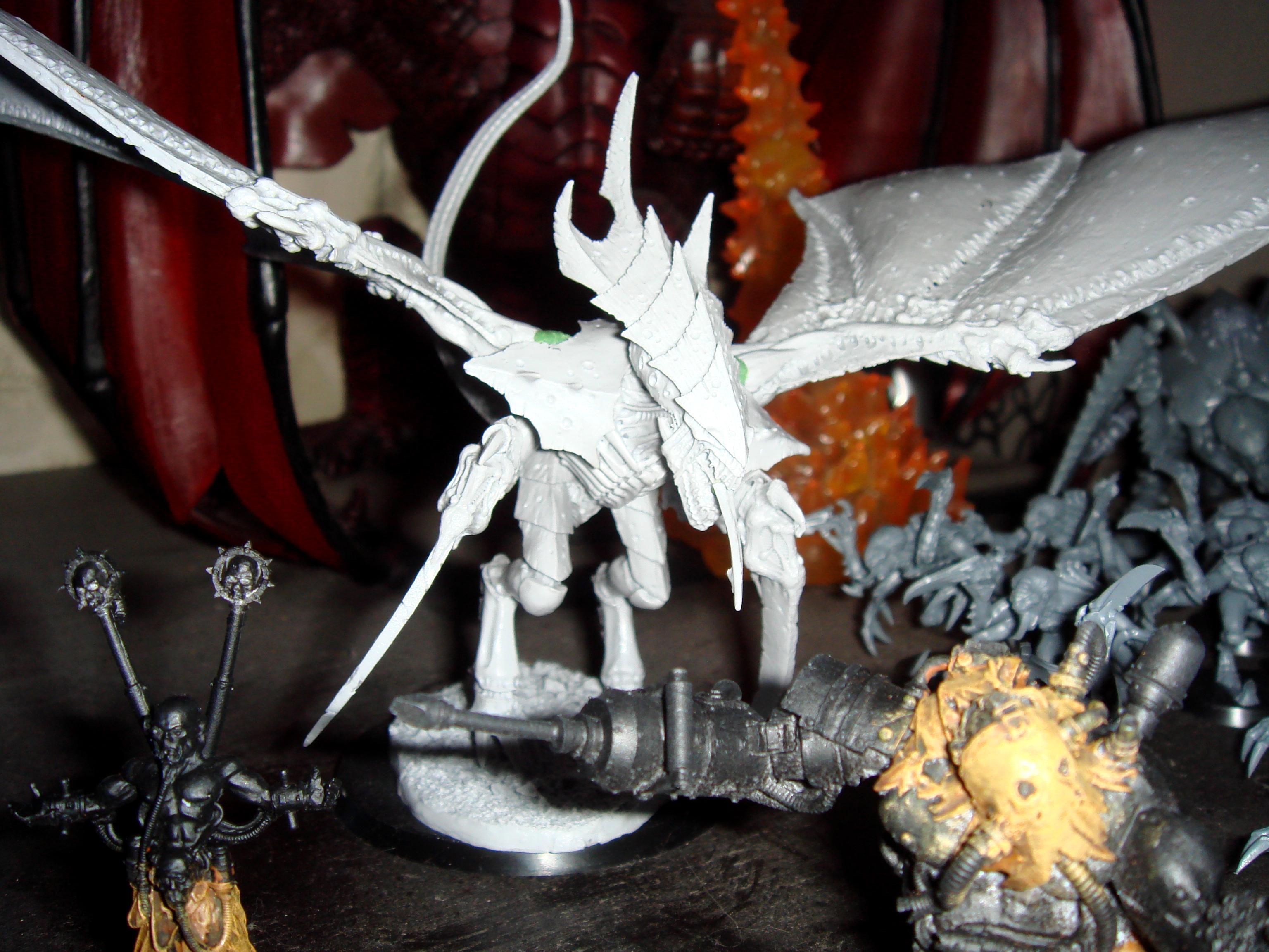 Tyranids, Winged Hive Tyrant