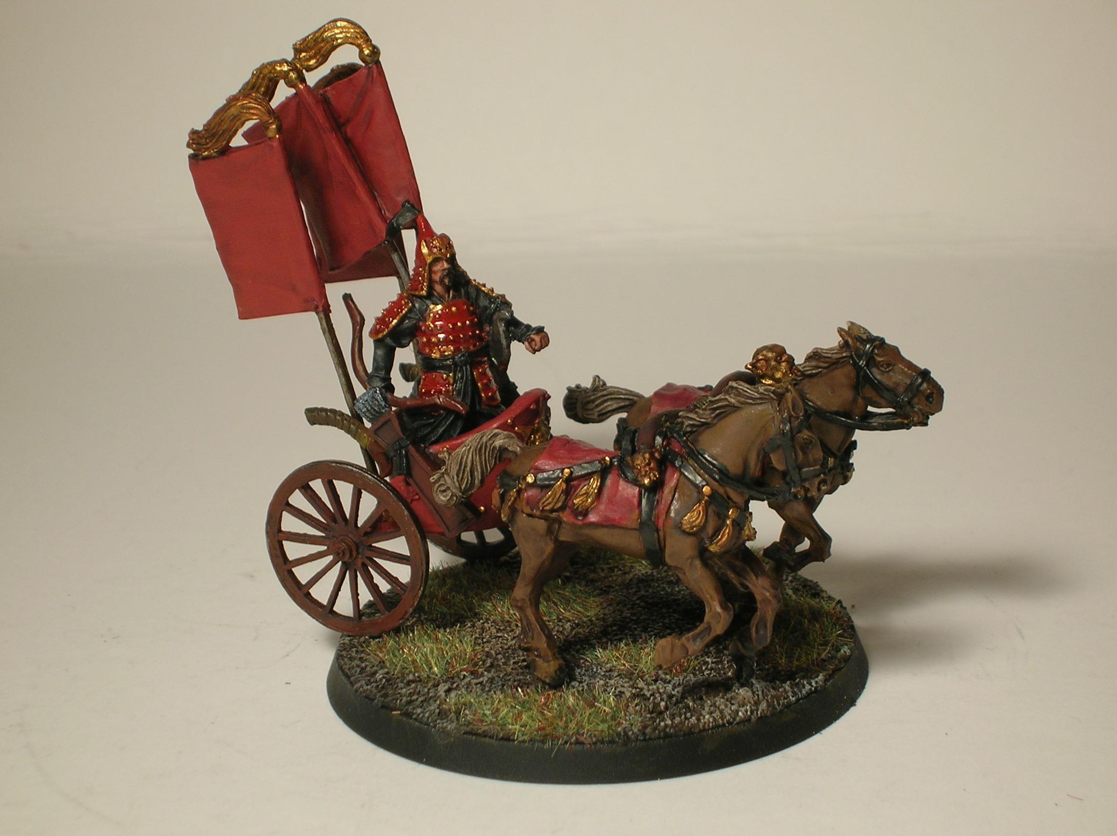 Chariot, Khandesh, Khandesh King in Chariot