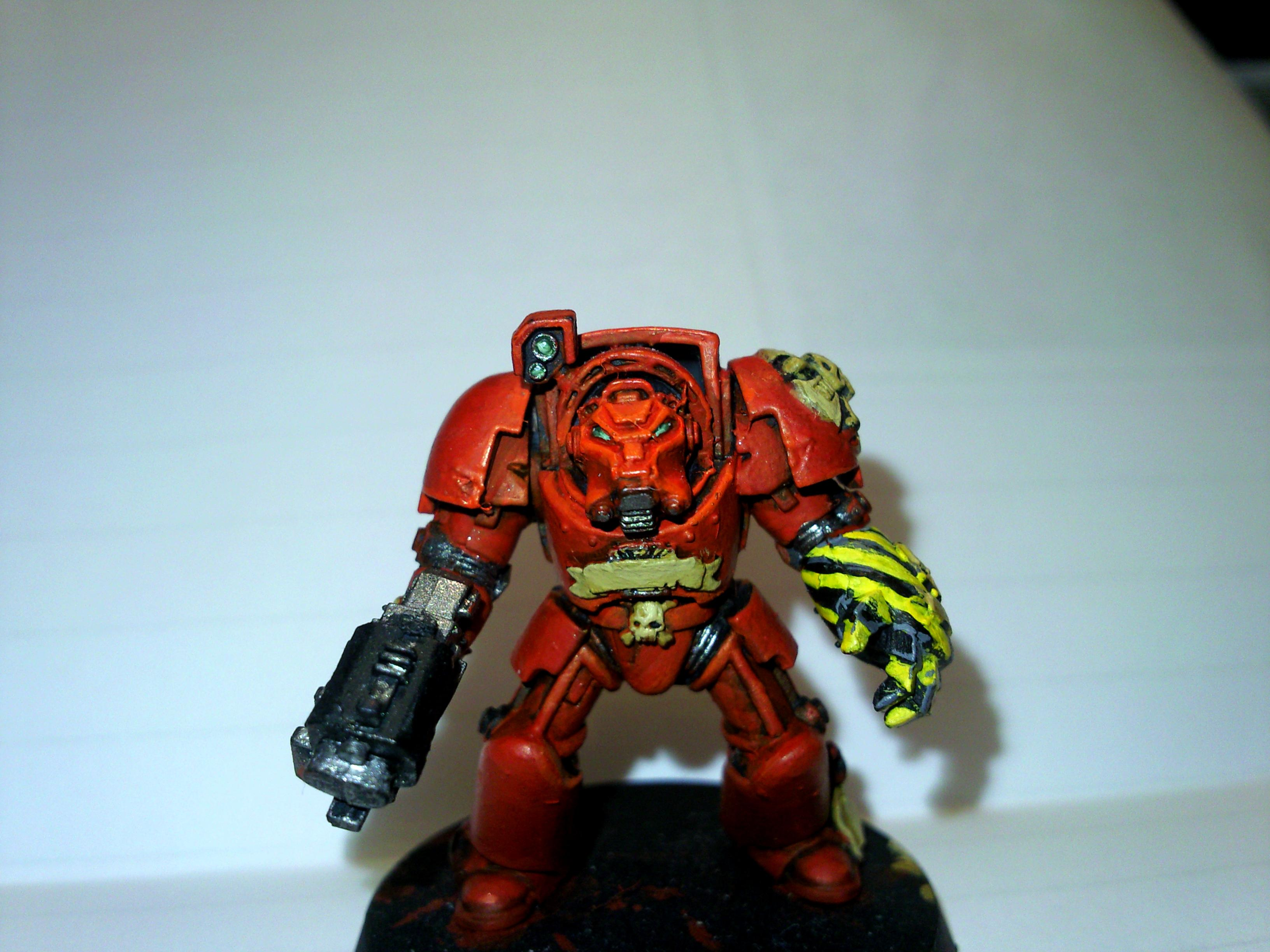 Blood Angels, update of term 1