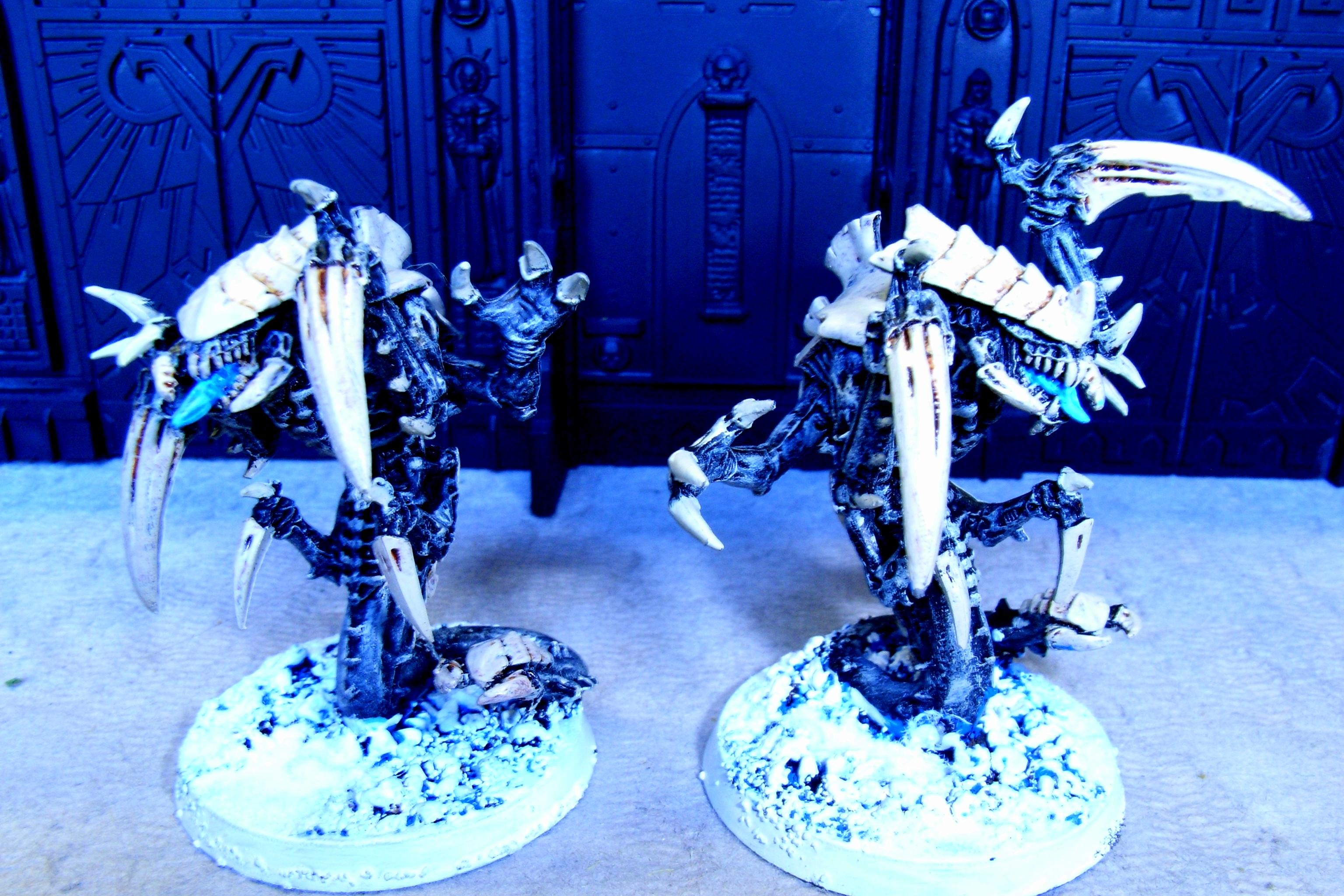 Raveners, Snow, Tyranids, Warhammer 40,000
