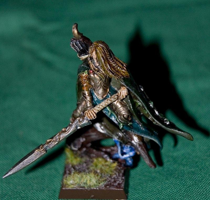 Asrai, Elves, Noble, Warhammer Fantasy, We, Wood Elves