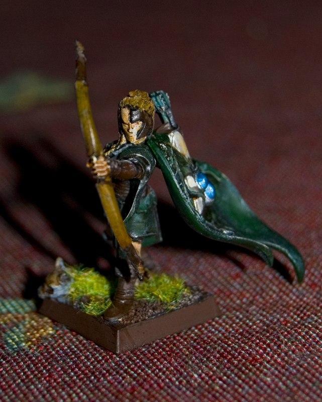 Asrai, Elves, Warhammer Fantasy, We, Wood Elves