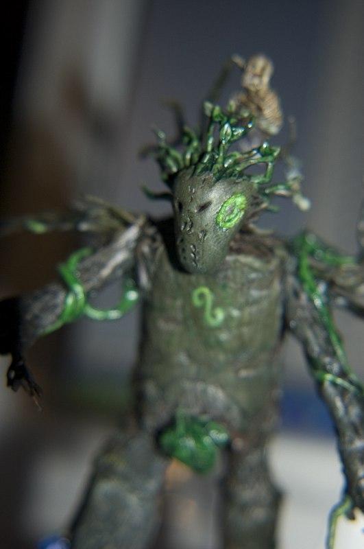 Asrai, Elves, Treeman, Warhammer Fantasy, We, Wood Elves