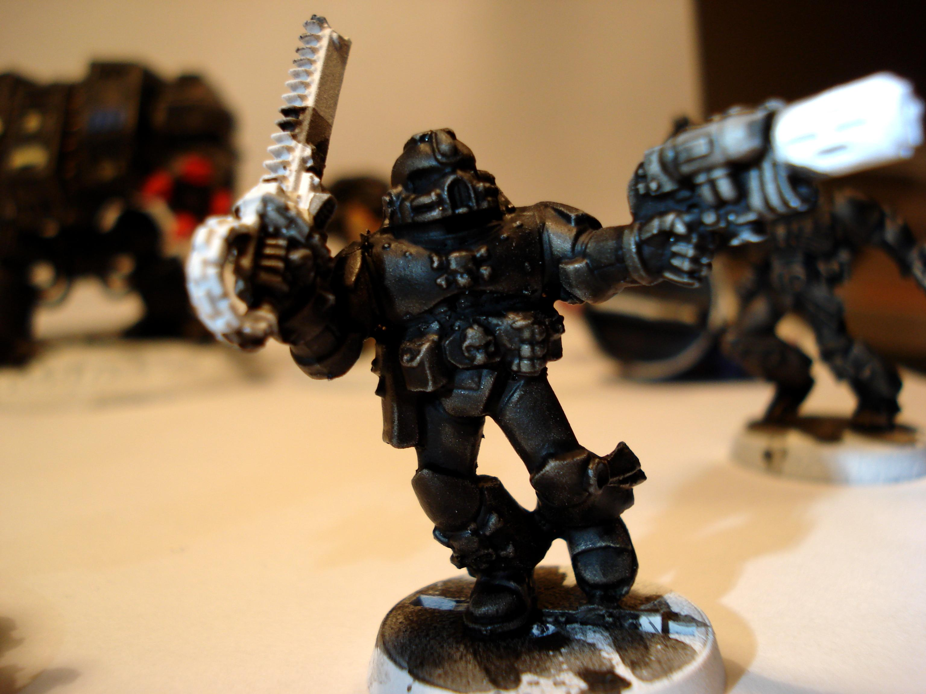 Space Marines, DC with melta
