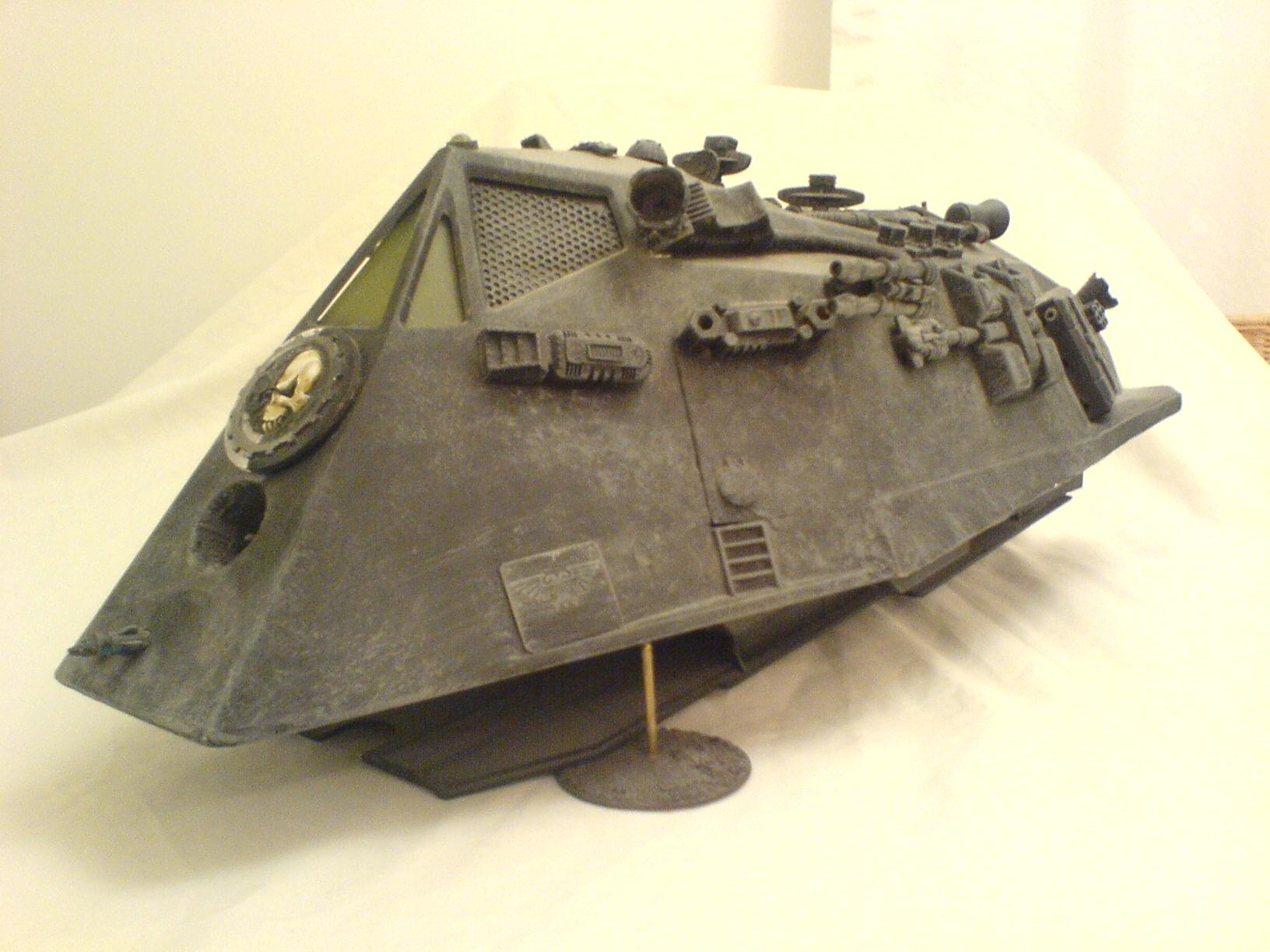 Conversion, Drop Ship, Imperial Guard, Toy, Warhammer 40,000