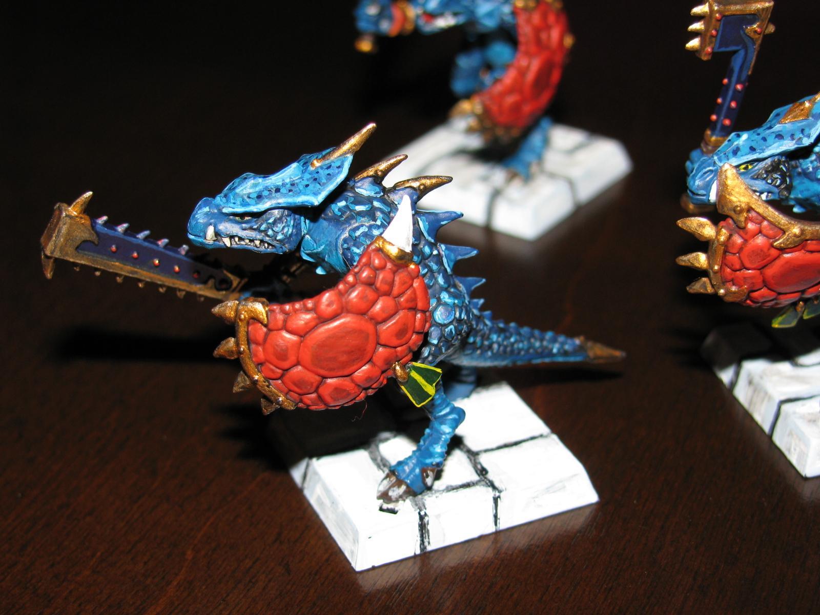 Lizardmen, Warhammer Fantasy