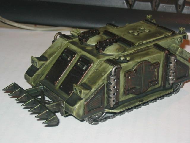 Rhino, Tank, Warhammer 40,000