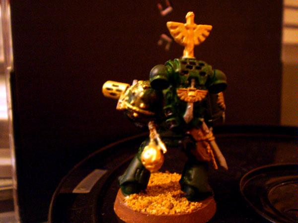 Dark Angels, Space Marines, Warhammer 40,000, Warhammer Fantasy