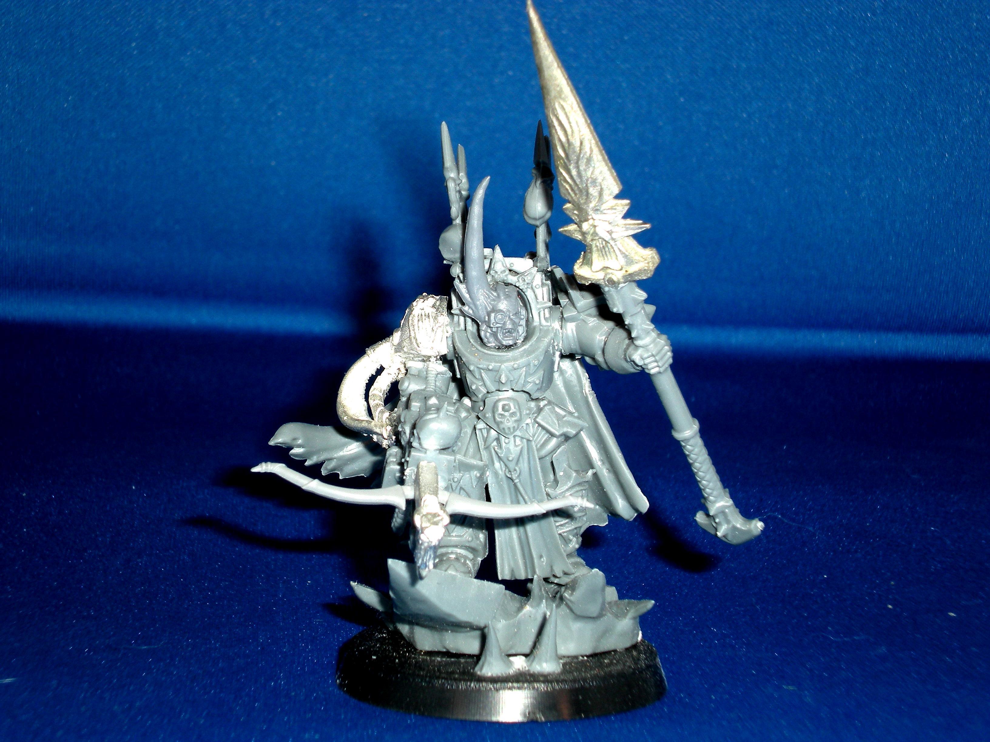 Chaos Lord, Terminator Armor