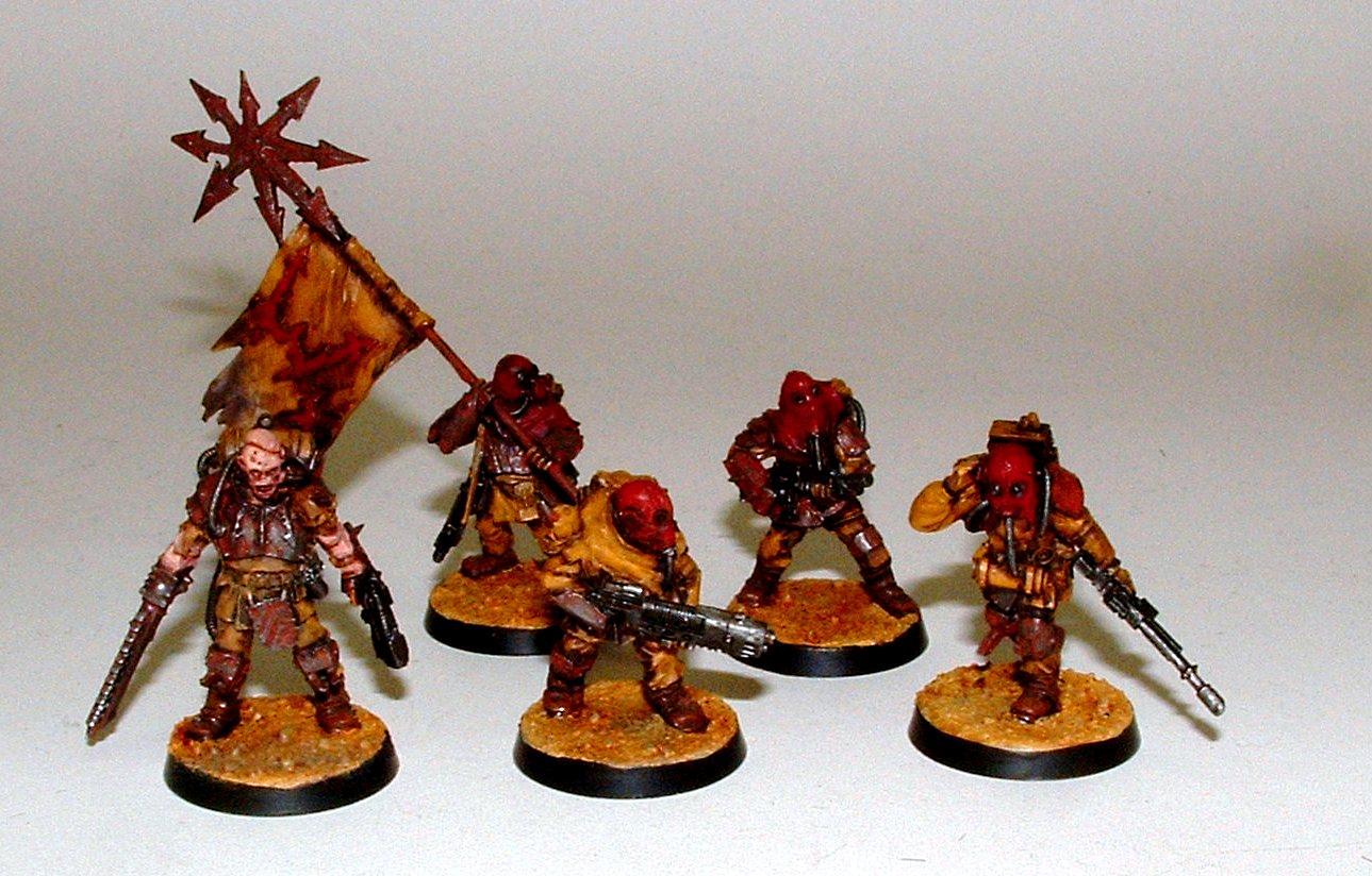 Chaos, Imperial Guard, Renegade, Vraks
