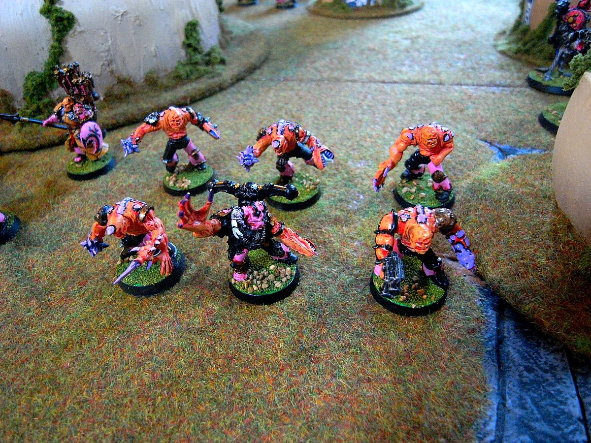 Battle Report, Eldar, Slaanesh