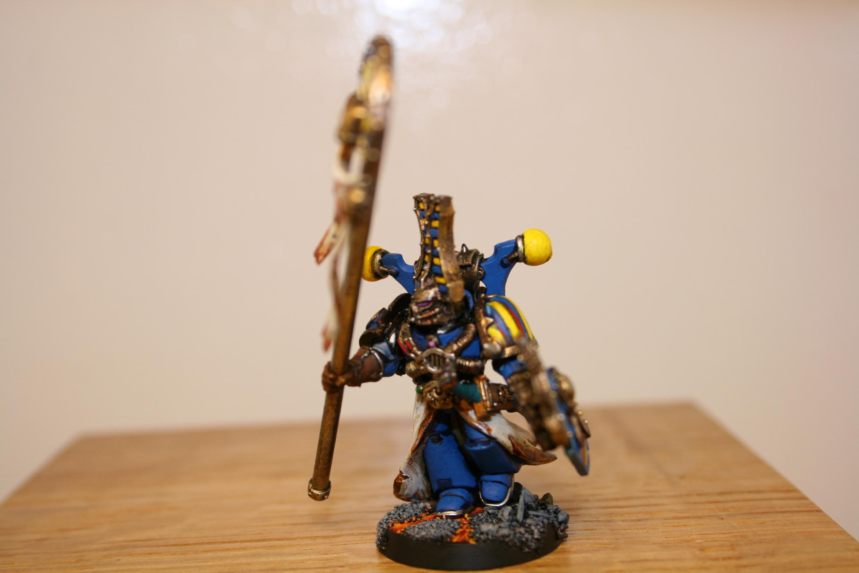 Chaos Space Marines, Thousand Sons, Tzeentch