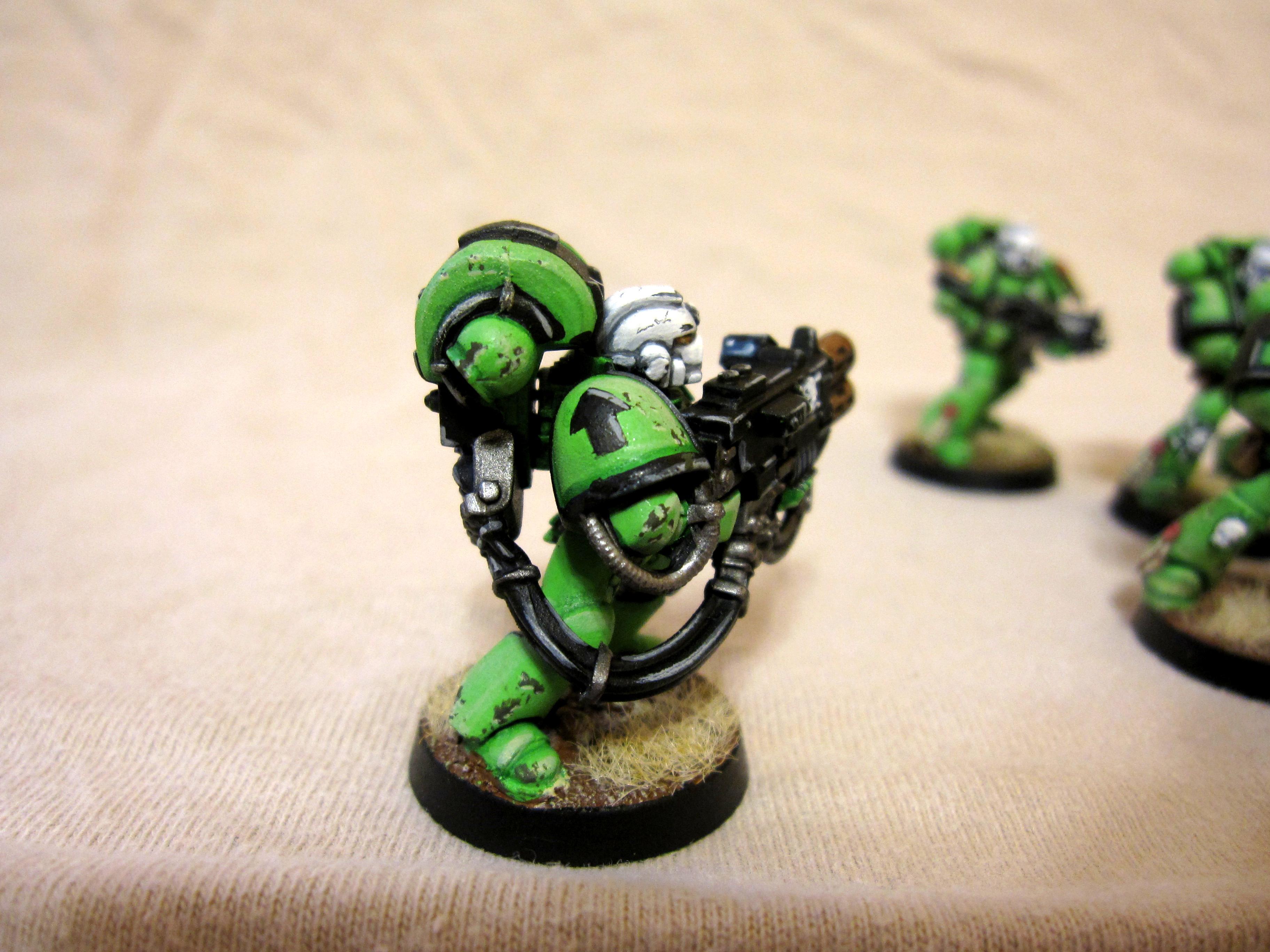 Badab War, Multimelta, Sons Of Medusa, Space Marines, Warhammer 40,000