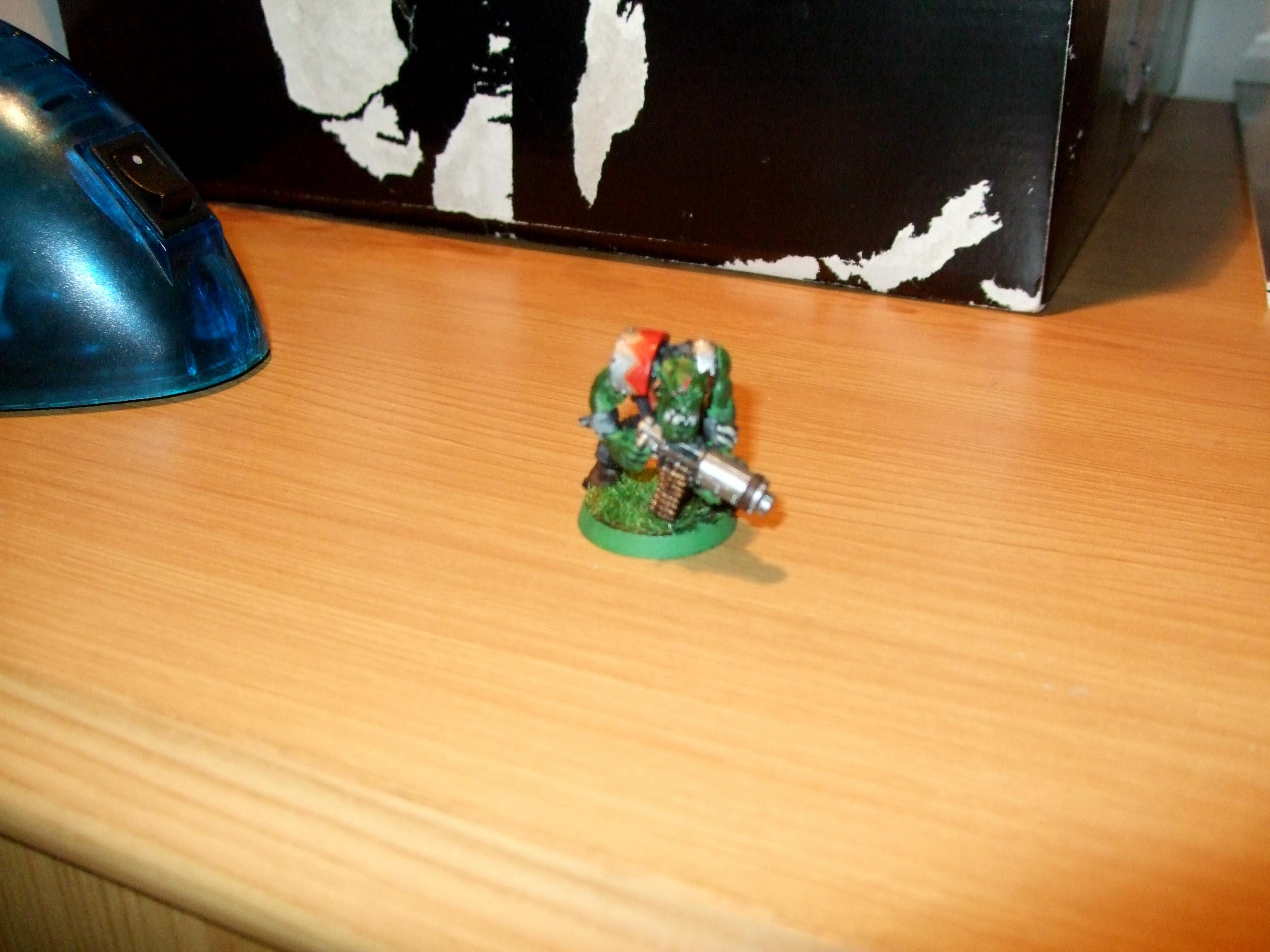 Infantry, Orks, Shoota Boyz, Warhammer 40,000