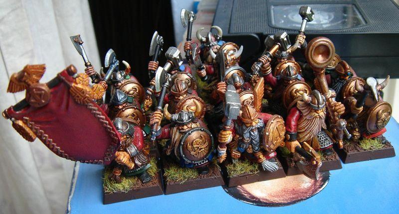 Dwarves, Ranked, Warhammer Fantasy