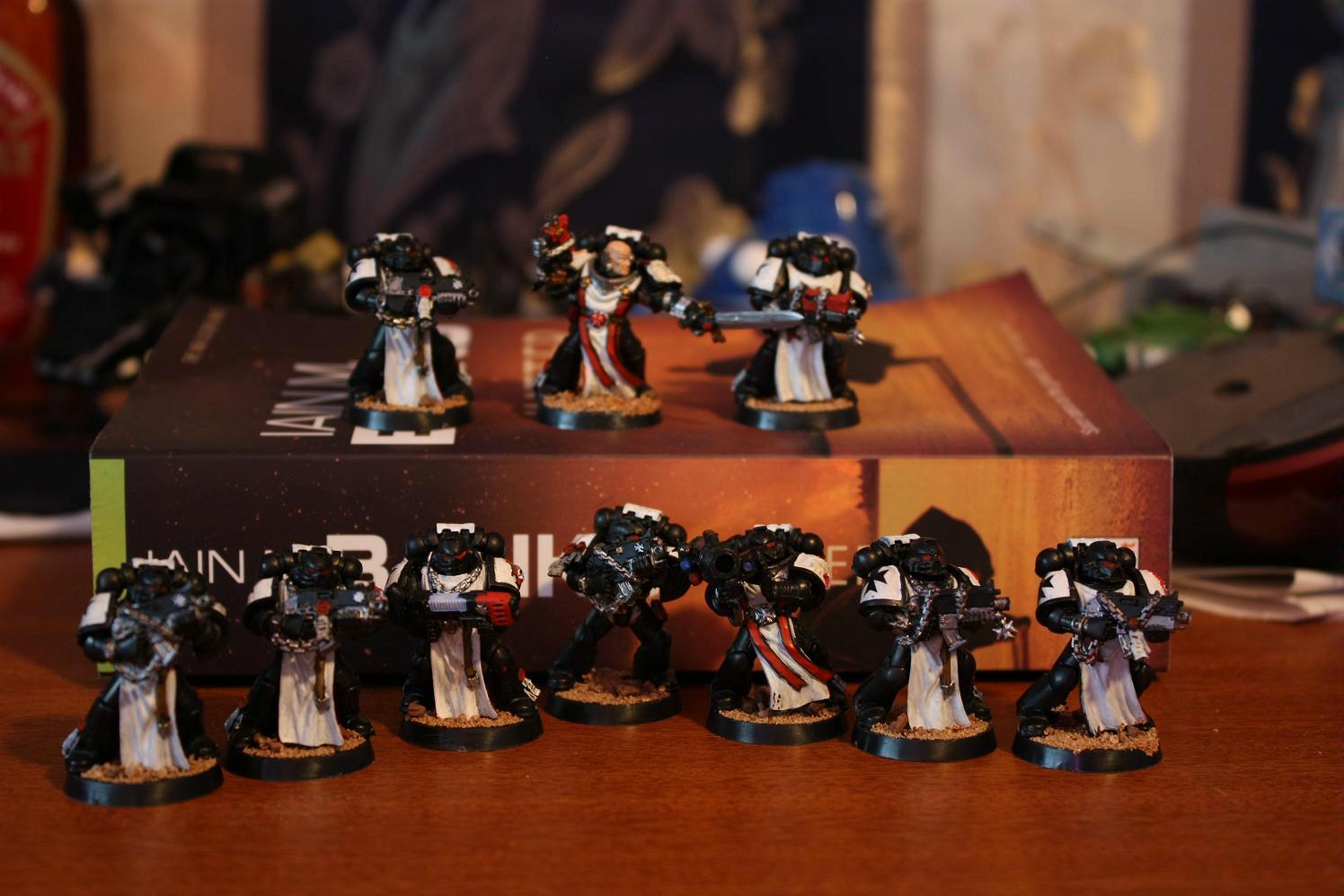 Nephilem, Templar, Squad Slapdash