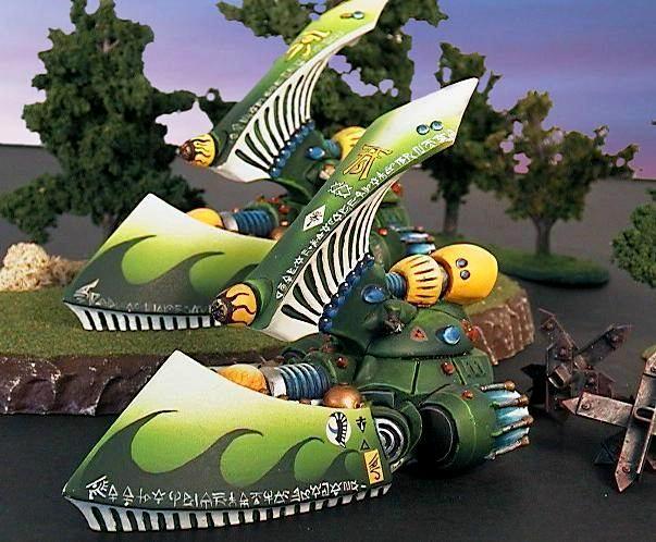 Armorcast, Eldar, Forgeworld Usa, Rogue Trader, Wave Serpent