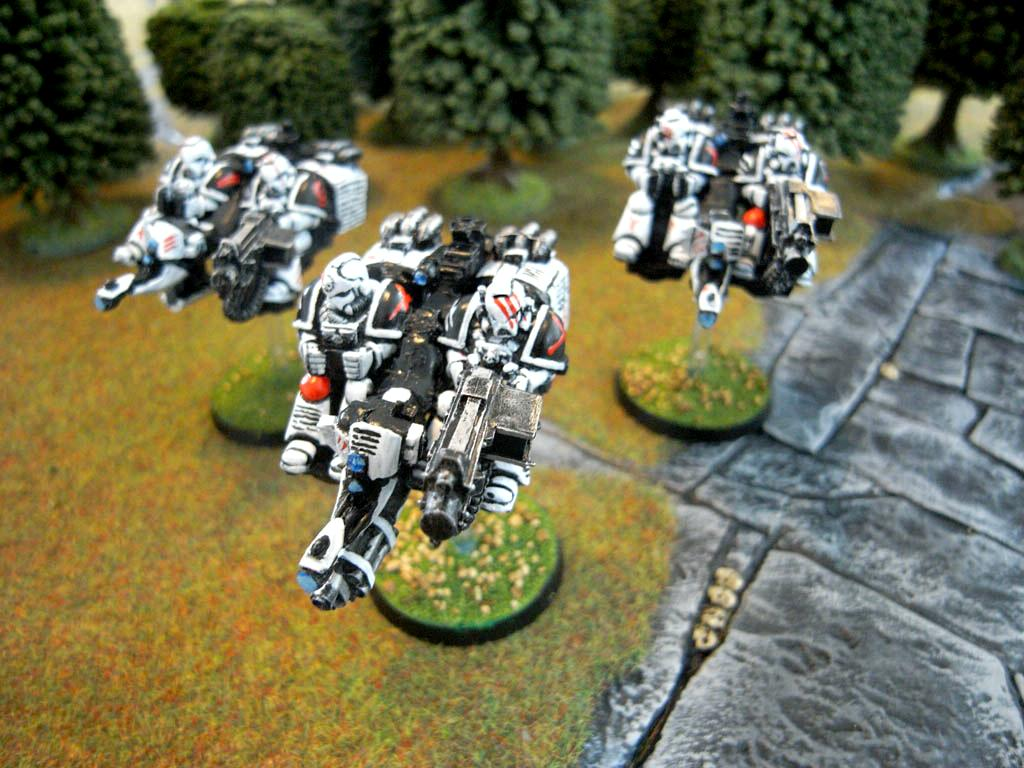Army, Astartes, Bike, Classic, Scars, Space Marines, White