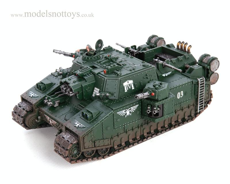 28mm, Armor, Heavy Support, Imperial Guard, Science-fiction, Stormlord, Super-heavy, Tank, Warhammer 40,000